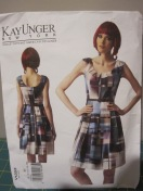Kay Under Pattern V1353