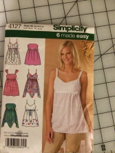 Simplicity 4127