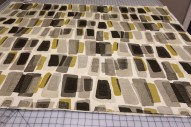 Material for window valances