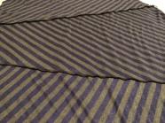 Striped seams