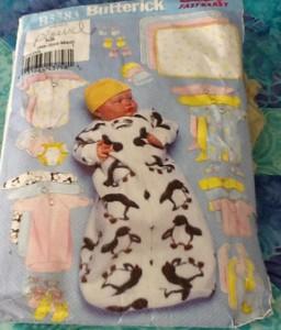 Babybuntingpattern