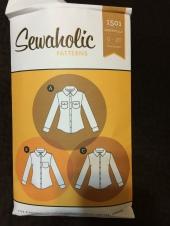 Sewaholic Granville Shirt pattern