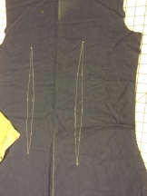 Back darts