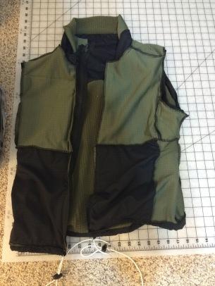 vest inside