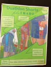 Fehr Trade Duathlon Shorts pattern