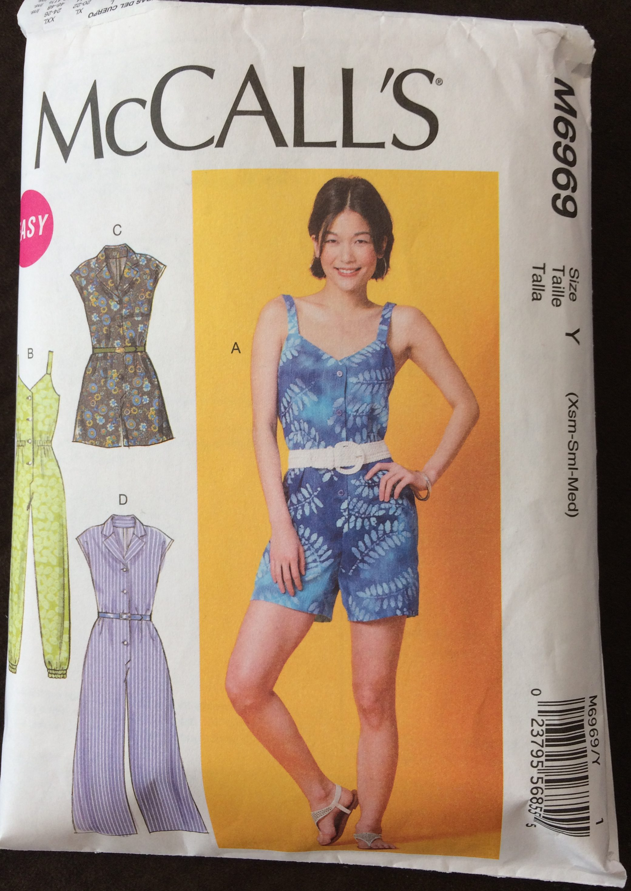 7347c85c6fe McCalls patterns | Threading Lightly